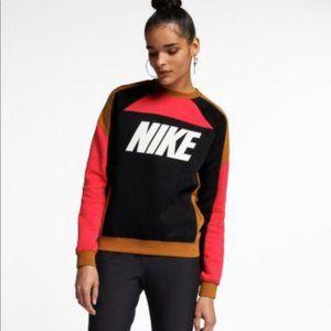 Nike Sportswear Rally Colorblock Crewneck XS